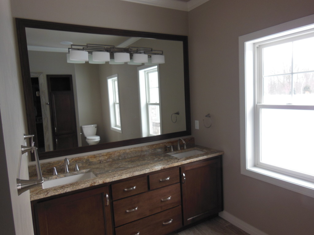 Model Home Bathroom