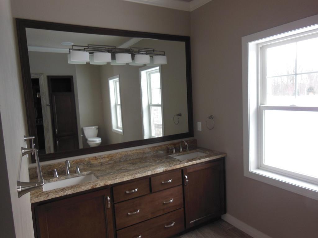 Model Home Bathroom